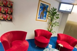 Interior, Kings Cross serviced office
