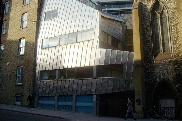serviced offices in King's Cross exterior