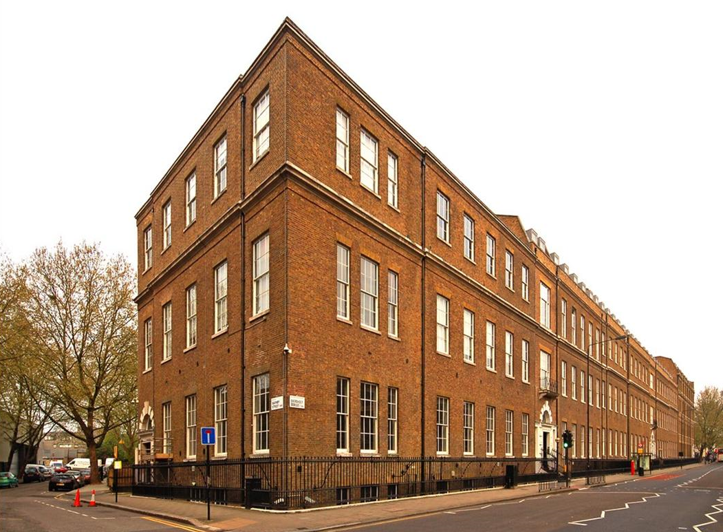King's Cross Office space exterior