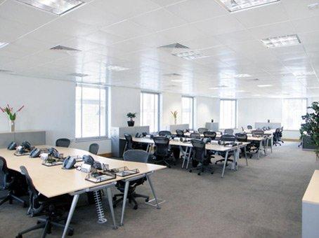 Serviced office in King's Cross