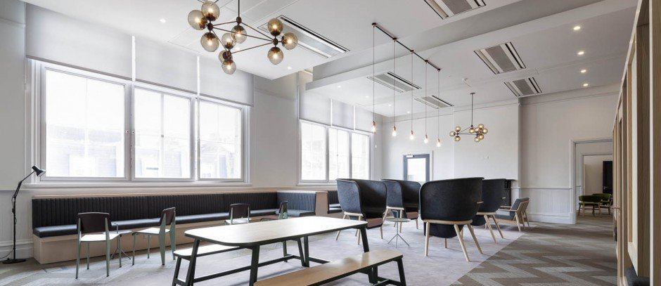 Serviced office space in King's Cross