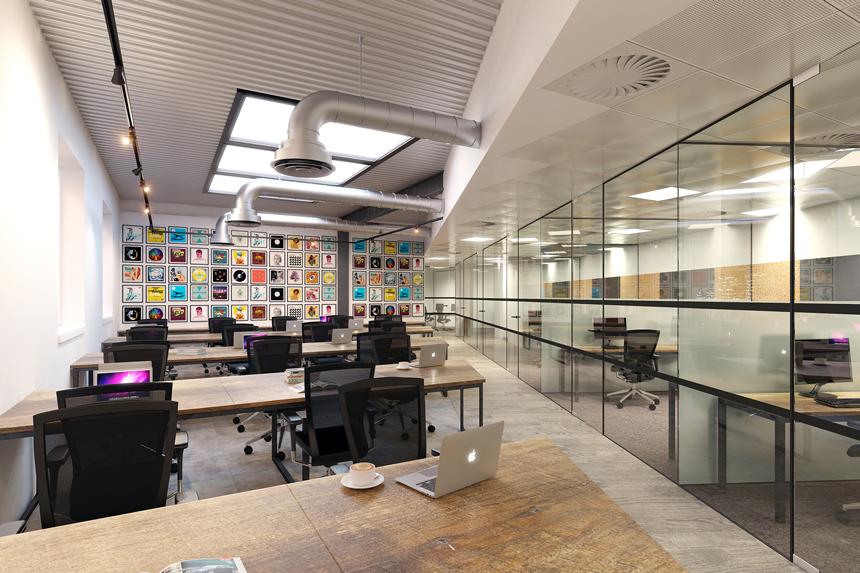 Workspace Camden