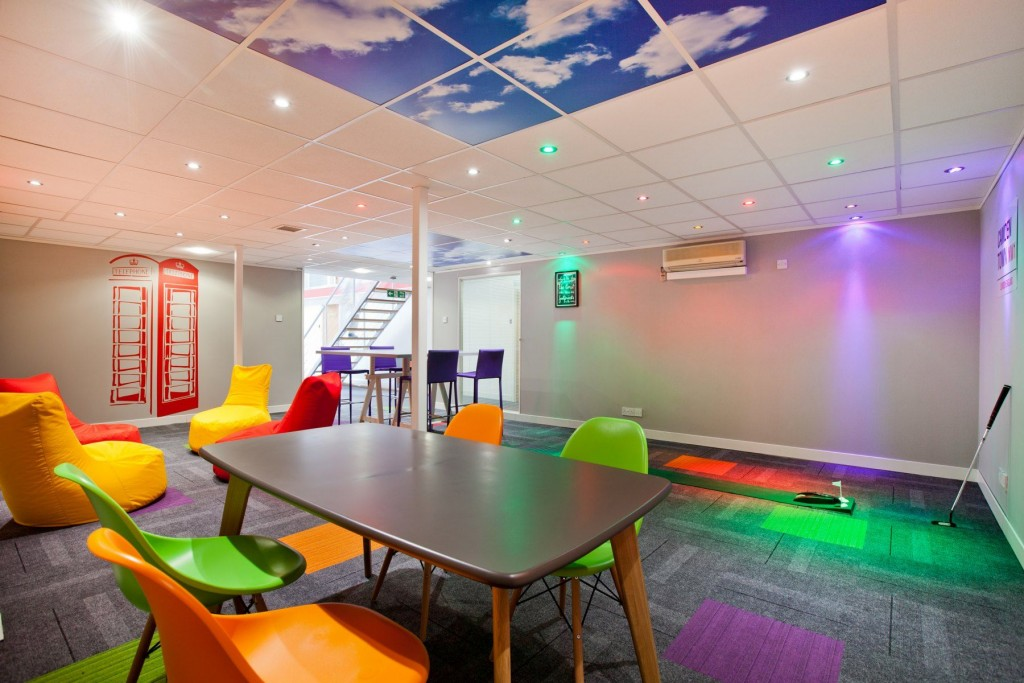 camden serviced office